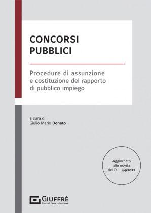 CONCORSI PUBBLICI