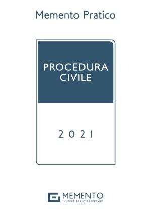 MEMENTO PRATICO - PROCEDURA CIVILE