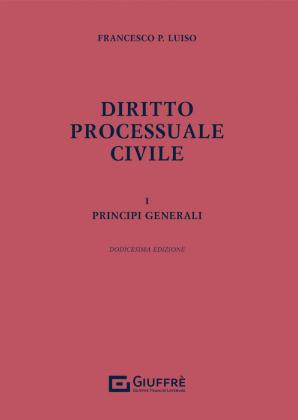 DIRITTO PROCESSUALE CIVILE I