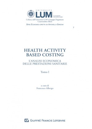 HEALTH ACTIVITY BASED COSTING