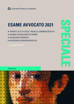SPECIALE ESAME AVVOCATO 2021