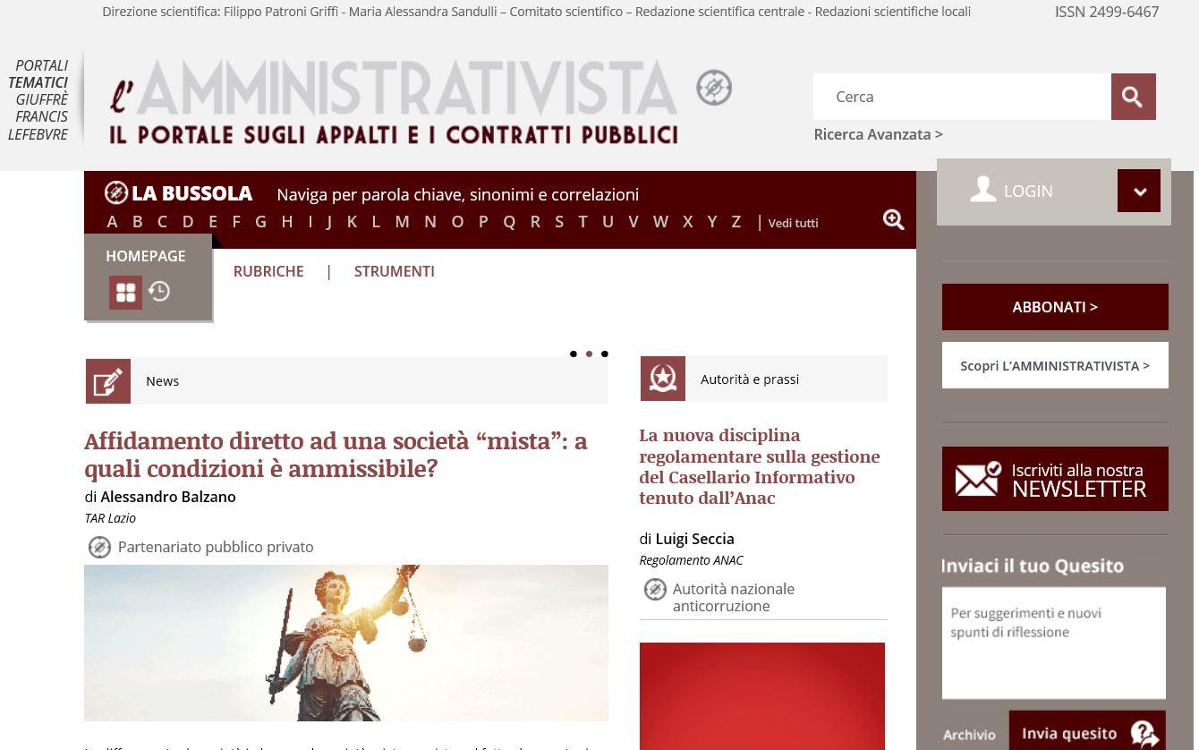 l'Amministrativista.it