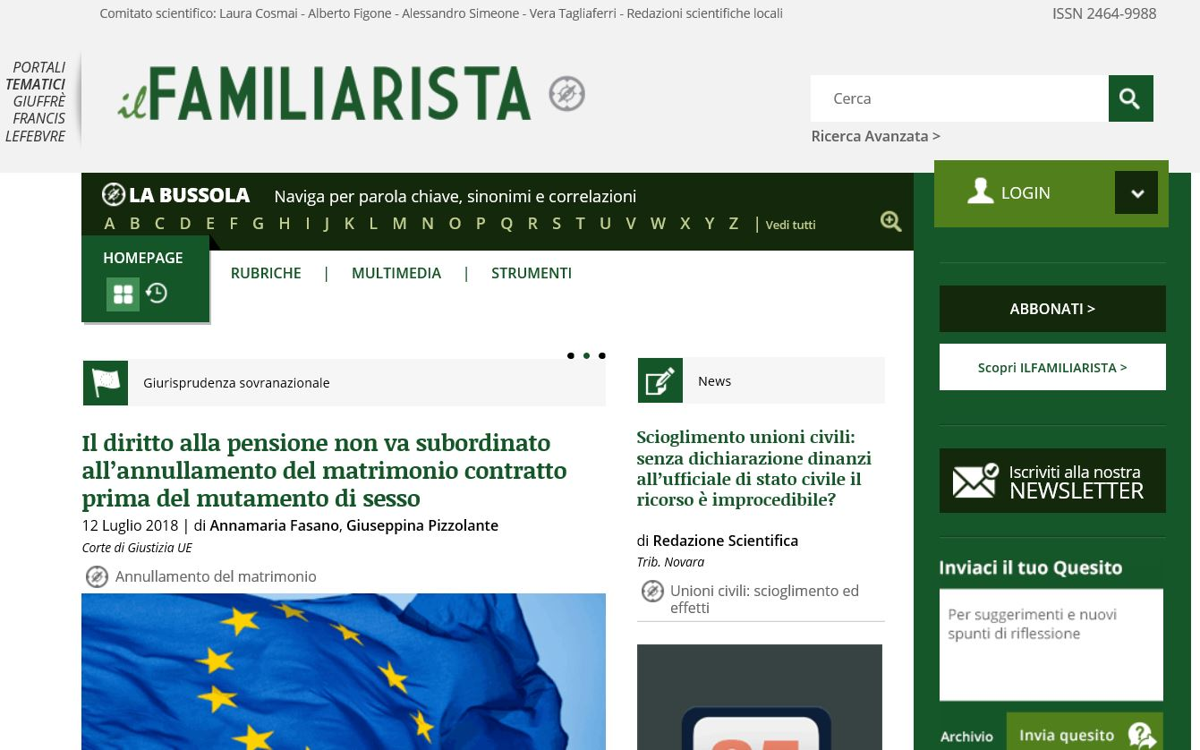 ilFamiliarista.it