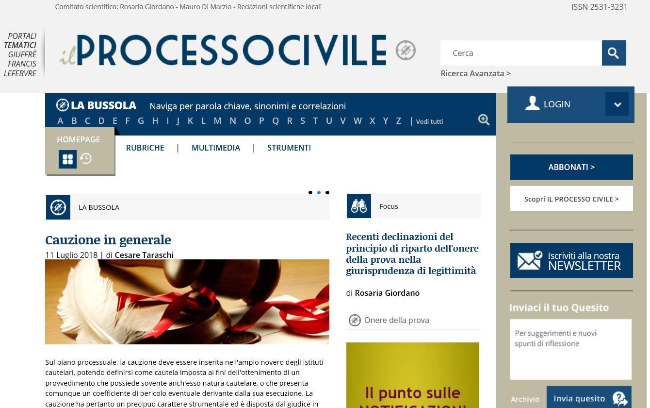 ilProcessoCivile.it