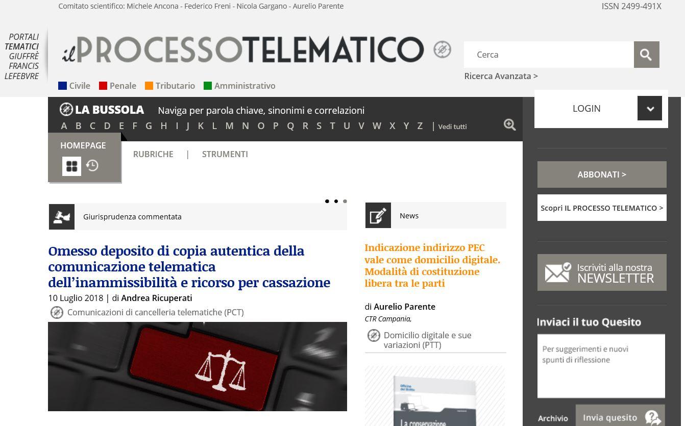ilProcessoTelematico.it